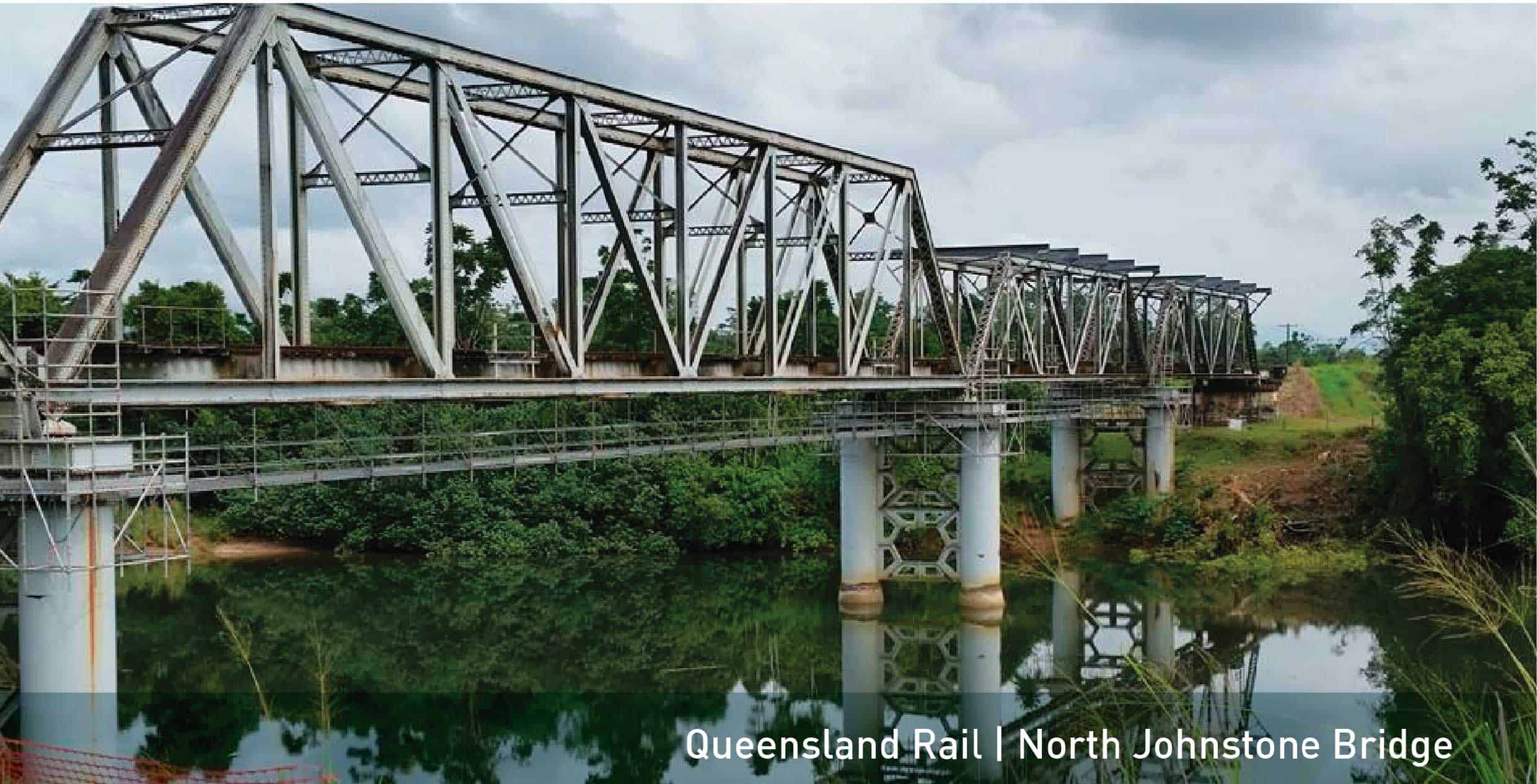 Queensland Rail North Johnstone Bridge 1